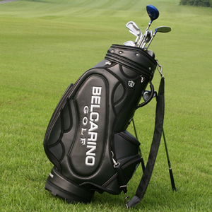 Golf bag + Boston bag